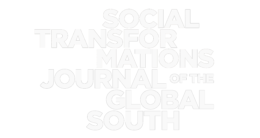 Social Transformations: Journal of the Global South Logo